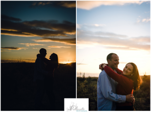 sunset Tucson engagement